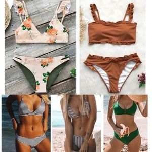 5 brand new swimsuits from Cupshe